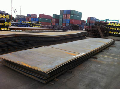 ASTM A131 EH32 steel