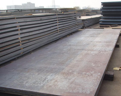 ASTM A131 EH40 steel