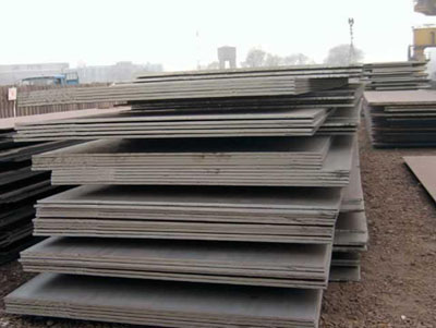 ASTM A537 steel