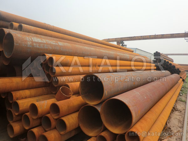 ASTM A249 TP310S welded stainless steel pipe