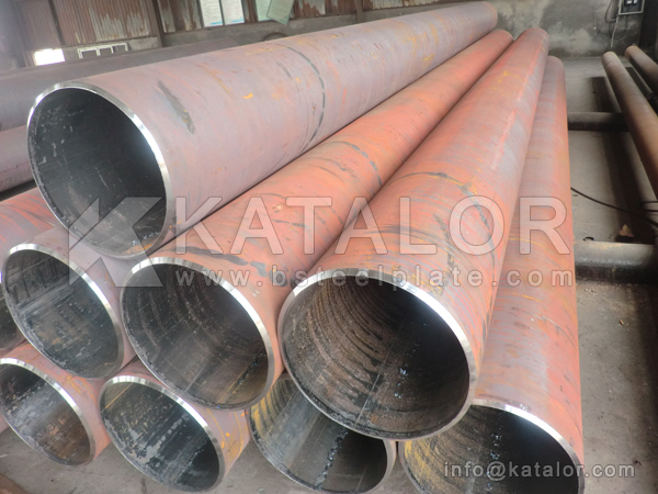 ASTM A249 TP305 welded stainless steel pipe
