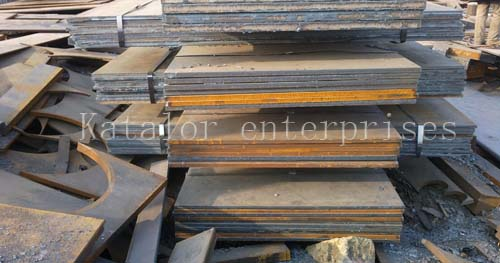 ASTM A20 steel